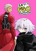 C94新刊FGOギャグ本「ふぁっ!?FGO」表紙