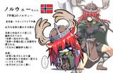 ノルウェーちゃん(ノルウェー王国)