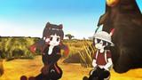 【MMD】木陰のひと時