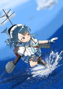 福江「殲滅戦に入ります!」