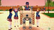 【コイカツ!】ロボットの試運転【CHARA STUDIO】