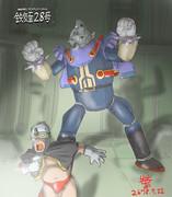 強化人間鉄仮面28号