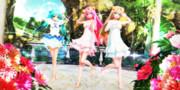 【今日のYYBルカさん】楽園の うきうき気分の天使たち♡