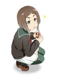 張り込みと言ったらアンパン、食べてみる?