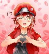赤血球ちゃん