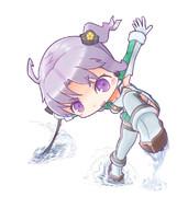 これが秋津洲流戦闘航海術かも!