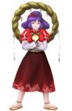 第10回ニコ童祭OP動画立ち絵【八坂神奈子】