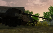 【マシンクラフト】朽ちたパンター中戦車