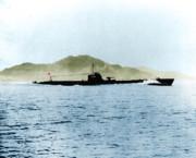 伊(百)六十八型潛水艦