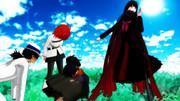 【Fate/MMD】なきみそ