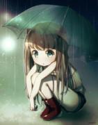 糸雨ふる夜
