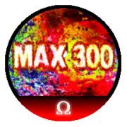 スタンプ MAX300 Thank you for playing! を取得しました