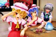 【レミフラ!】夏の和菓子を頂きます♡