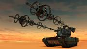 スターラスターガール 陸上自衛隊対宙自走砲
