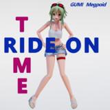 RIDE ON TIME (album)【MMDジャケットアート杯】
