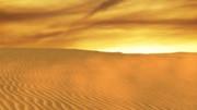 【MMD】砂漠背景モデル【配布中】