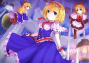 アリスと不思議な塔