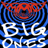 【MMDジャケットアート杯】Big Ones表ジャケット