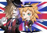 ブリティッシュちゃん<ぷっコクシリーズ>イギリス