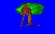 シルバニアインムファミリー 木のうえのきたないおうち