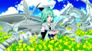 青き眼の花畑