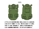 ソ連軍ボディアーマー 「6B5」