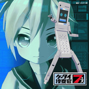 【MMDジャケットアート杯】ケータイ捜査官7オリジナルサウンドトラックサウンドブレイバー01