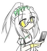 タエちゃんにはメガネが似合うと思う