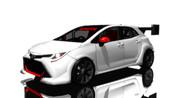 カローラスポーツ GT 配布開始です。