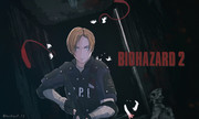 Leon S Kennedy from BIOHAZARD 2