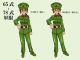 「65式軍服/78式軍服」