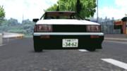 【MMD】AE86