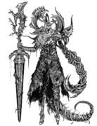 深淵騎士マヌトリウス