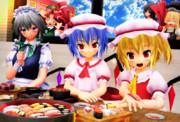 【レミフラ!】今日はお寿司だよ~♪