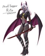 リトちゃん DevilTrigger
