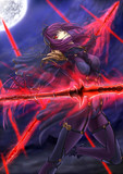 薙ぎ屠る魔槍の舞