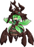 昆虫の魔女