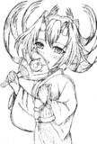 浴衣鶴棲姫2