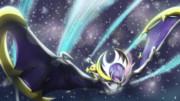 夜空を駆るルナアーラ