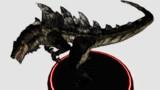 Godzilla(1998年版[ジラ]):フィギュア風MMDゴジラ大図鑑67