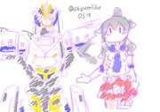 【艦これ×シンカリオン】矢矧×N700A