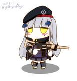 デフォルメ416ちゃん