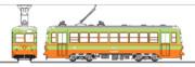東武鉄道日光軌道線100形電車