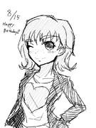 ケイト誕生日おめでとう!