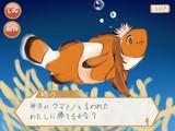 神浜のクマノミ