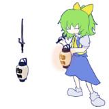 岡っ引と化したDIYUSI.umezawa'sjitte