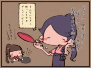 不安を覚える鳳翔さん