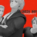 Minority (Single) 【MMDジャケットアート杯】