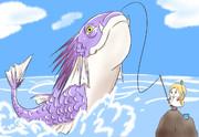 くりーぶさんの海釣り