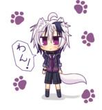 オオカミ花ちゃん